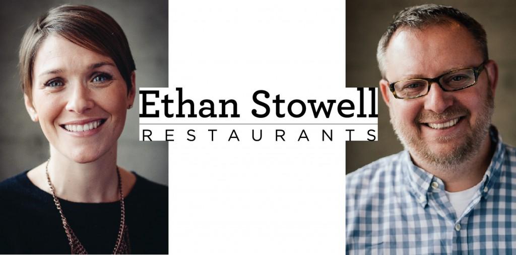 Ein eingespieltes Team: Angela und Ethan Stowell_Copyright Geoffrey Smith