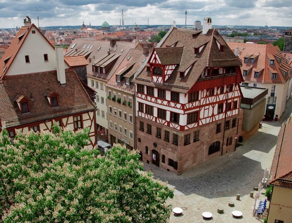 Albert Dürer Haus in Nürnberg_Copyright Birgit Fuder Stadt Nürnberg