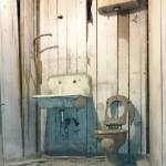 Das Abwassersystem vor dem Feuer basierte auf der Schwerkraft_Copyrights Karen Schmidt