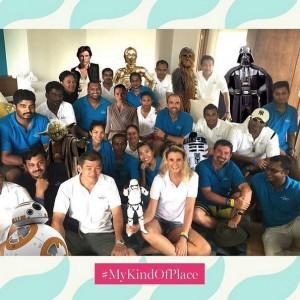 Team Kandima Maldives_Copyright Kandima Maldives